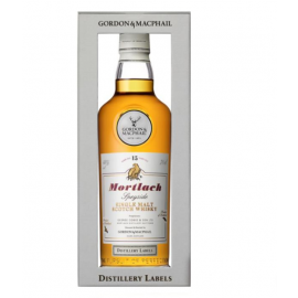 15 anni Gordon and Macphail Distillery Labels Whisky Mortlach (Astuccio)-22