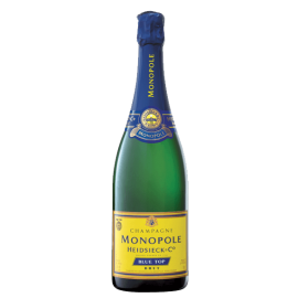 Champagne Blue Top Brut Monopole Heidsieck and Co.-20