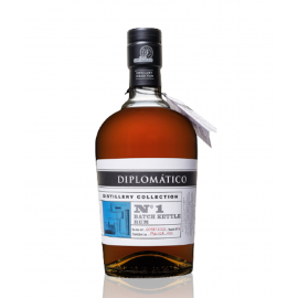 Rum Collection N° 1 Single Batch Kettle Diplomatico-20